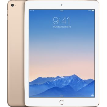 Apple iPad Air 2, 64GB Wi-Fi Cellular, zlatý