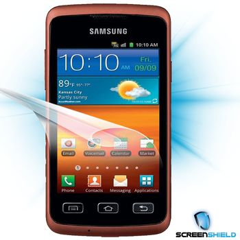 Fólie ScreenShield Samsung Galaxy XCover S5690 - displej