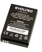Baterie pro Evolveo StrongPhone X1, RG400, Li-Ion 3,7V 1700mAh