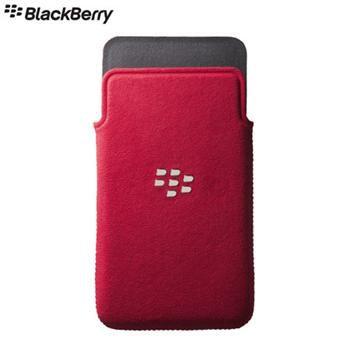 BlackBerry pouzdro pro Z10, červená