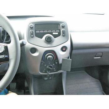 Brodit ProClip montážní konzole pro Toyota AYGO 14-16, střed.tunel