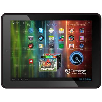 "Prestigio Multipad PMP5580C,Android 4, 1,5GHz dual core,8"" displej 1024x768,Wi-Fi,8GB,HDMI, černá"