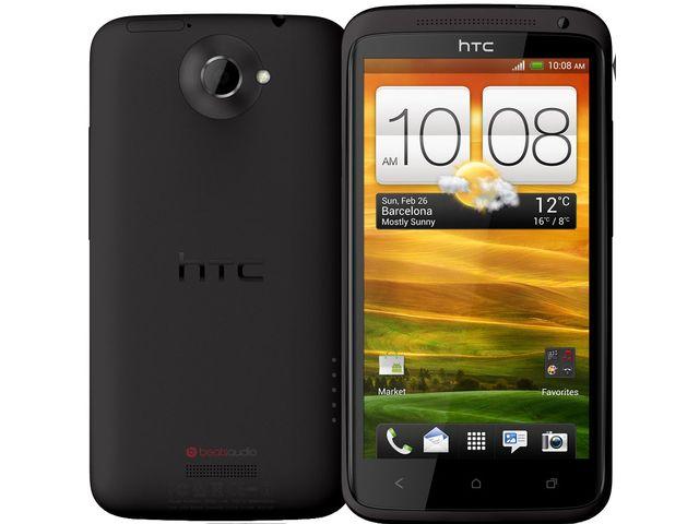 obsah balení HTC One X černá + Bezdrátový monitor srdečního tepu Nokia Polar