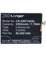 Baterie pro Kazam Tornado 348/Thunder 348, 1800mAh, Li-ion