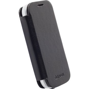 Krusell pouzdro FlipCover Donsö - Samsung Galaxy Trend Lite, černá