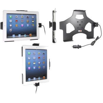 Brodit držák do auta na Apple nový iPad bez pouzdra, s nabíjením z cig. zapalovače