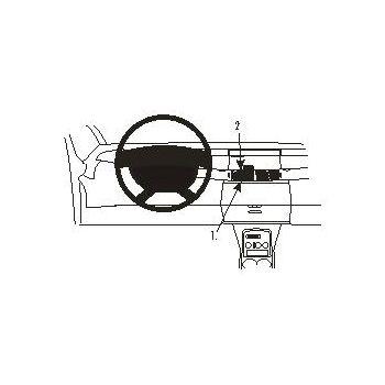 Brodit ProClip montážní konzole pro Renault Espace 03-07