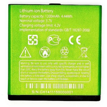THL baterie pro A3, Li-Ion 1200 mAh