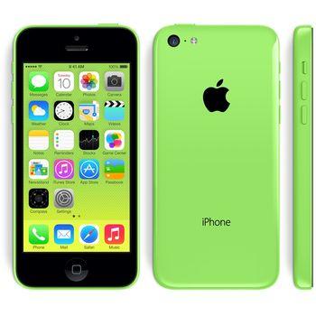 Apple iPhone 5C 8GB, zelený