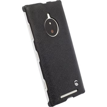 Krusell kryt TextureCover Malmö - Nokia Lumia 830, černá