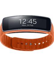 Samsung výměnný pásek ET-SR350BO pro Gear Fit, oranžový
