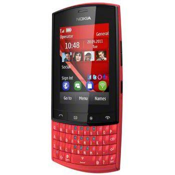 Nokia Asha 303 Red