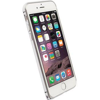 Krusell SalaBumper pro iPhone 6 plus 5.5, stříbrná