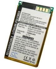 Baterie pro Mitac Mio H610, Li-ion 3,7V 1400mAh