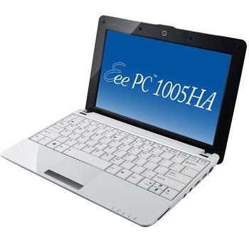 Asus Eee 1005HA WHI037X N280 Seashell bílý