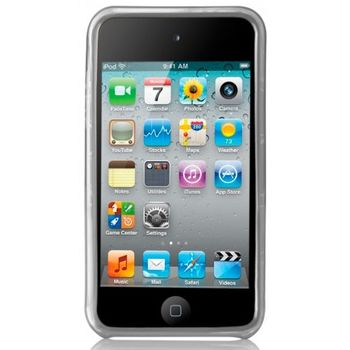 Case Mate pouzdro Gelli Case - Checkmate Clear pro  iPod Touch 4th Gen.