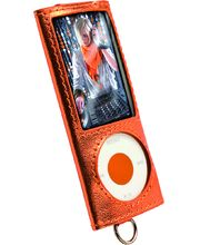 Krusell pouzdro Encore - Apple iPod Nano 5G - oranžová