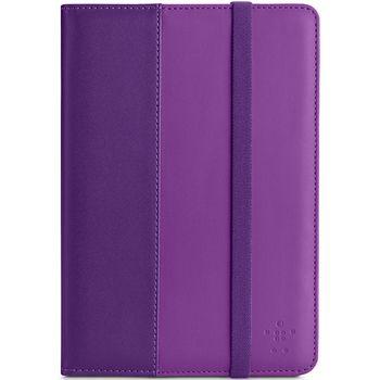 Belkin pouzdro Verve Folio pro Apple iPad Mini, fialové (F7N037vfC02)