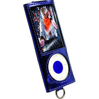 Krusell pouzdro Encore - Apple iPod Nano 5G - fialová