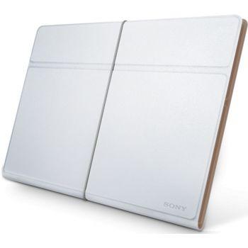 Sony kožené pouzdro pro Xperia Tablet S - bílá