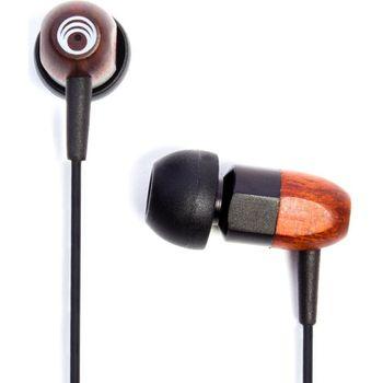 Sluchátka Thinksound ts02 s mikrofonem black/chocolate