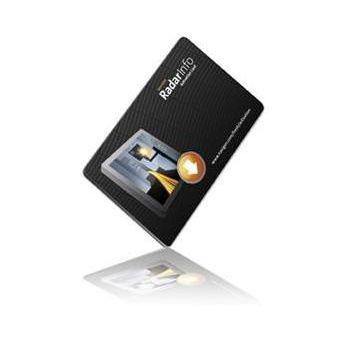 NAVIGON - licenční karta pro stažení databáze Bezpečnostních kamer, kompatibilita viz popis