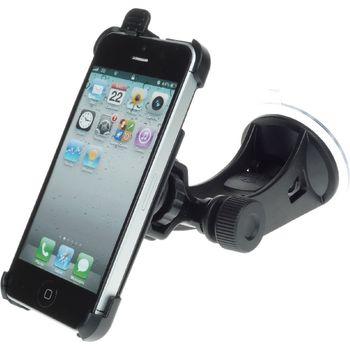 Sestava SH držáku pro Apple iPhone 5 s malým držákem 130mm, otočná hlava o 360°